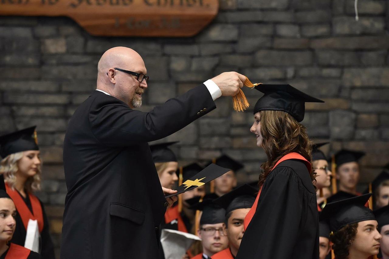 graduation, people, ceremony